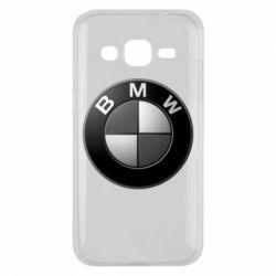 Чохол для Samsung J2 2015 BMW Black & White - FatLine