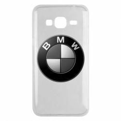 Чохол для Samsung J3 2016 BMW Black & White - FatLine