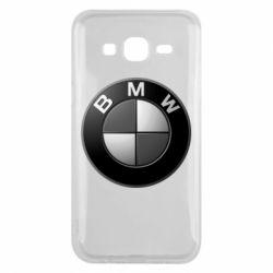 Чохол для Samsung J5 2015 BMW Black & White - FatLine