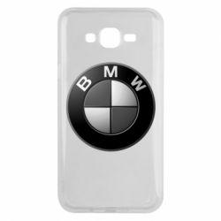 Чохол для Samsung J7 2015 BMW Black & White - FatLine