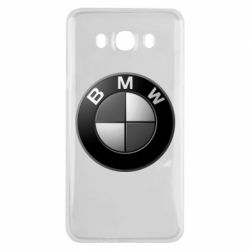 Чохол для Samsung J7 2016 BMW Black & White - FatLine