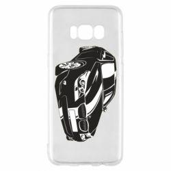 Чехол для Samsung S8 BMW car