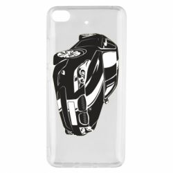 Чехол для Xiaomi Mi 5s BMW car