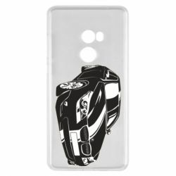 Чехол для Xiaomi Mi Mix 2 BMW car