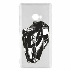 Чехол для Xiaomi Mi Note 2 BMW car