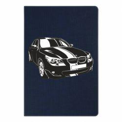 Блокнот А5 BMW car