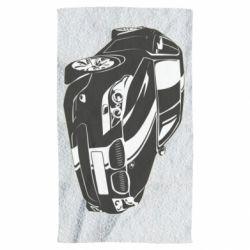 Полотенце BMW car