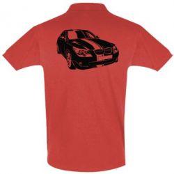 Купить Mastiks, Футболка Поло BMW car, FatLine
