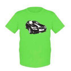 Купить Mastiks, Детская футболка BMW car, FatLine