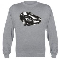 Реглан (свитшот) BMW car