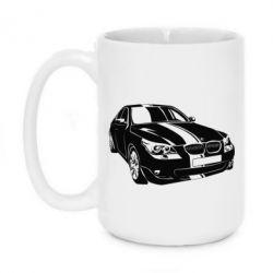 Кружка 420ml BMW car