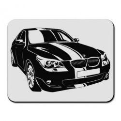 Коврик для мыши BMW car