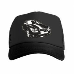 Кепка-тракер BMW car