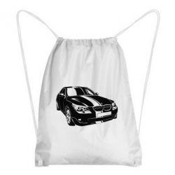 Рюкзак-мешок BMW car