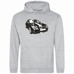 Мужская толстовка BMW car