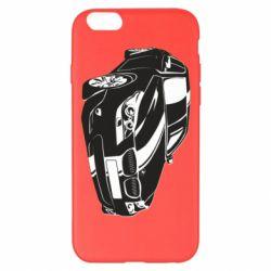 Чехол для iPhone 6 Plus/6S Plus BMW car
