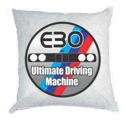 Подушка BMW E30 Ultimate Driving Machine - FatLine