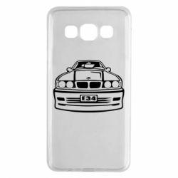 Чехол для Samsung A3 2015 BMW E34