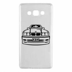 Чехол для Samsung A7 2015 BMW E34