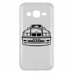 Чехол для Samsung J2 2015 BMW E34