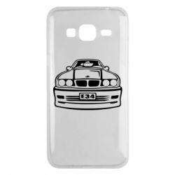 Чехол для Samsung J3 2016 BMW E34