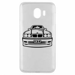 Чехол для Samsung J4 BMW E34