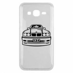 Чехол для Samsung J5 2015 BMW E34