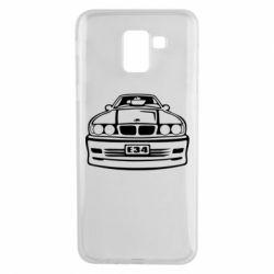 Чехол для Samsung J6 BMW E34
