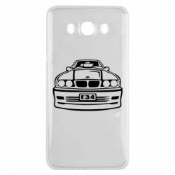 Чехол для Samsung J7 2016 BMW E34
