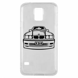 Чехол для Samsung S5 BMW E34