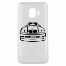 Чехол для Samsung J2 Core BMW E34