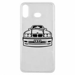 Чехол для Samsung A6s BMW E34