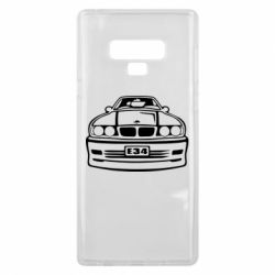 Чехол для Samsung Note 9 BMW E34