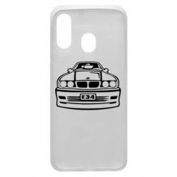 Чехол для Samsung A40 BMW E34