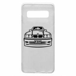 Чехол для Samsung S10 BMW E34