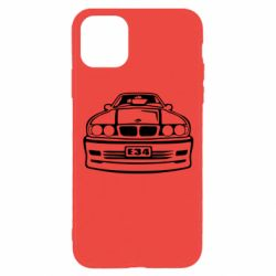 Чехол для iPhone 11 Pro BMW E34
