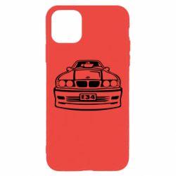 Чехол для iPhone 11 Pro Max BMW E34