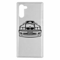 Чехол для Samsung Note 10 BMW E34