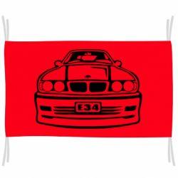 Флаг BMW E34