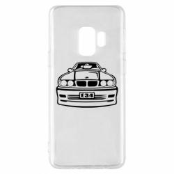 Чехол для Samsung S9 BMW E34