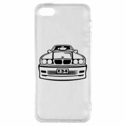 Чехол для iPhone5/5S/SE BMW E34