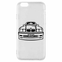 Чехол для iPhone 6/6S BMW E34