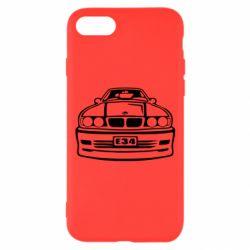 Чехол для iPhone 7 BMW E34