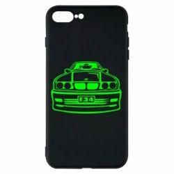 Чехол для iPhone 7 Plus BMW E34