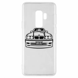 Чехол для Samsung S9+ BMW E34