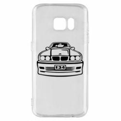 Чехол для Samsung S7 BMW E34