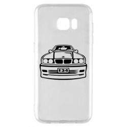 Чехол для Samsung S7 EDGE BMW E34