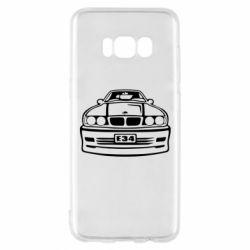 Чехол для Samsung S8 BMW E34