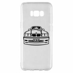 Чехол для Samsung S8+ BMW E34
