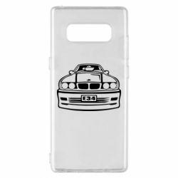 Чехол для Samsung Note 8 BMW E34